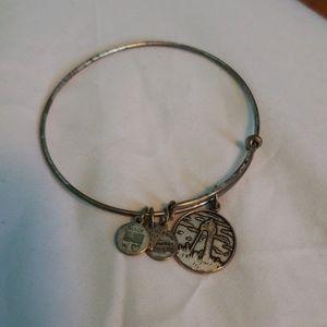 Alex and ani lighthouse bracelet